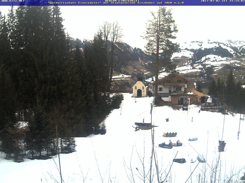 Kitzbühel Einsiedelei Live Webcam