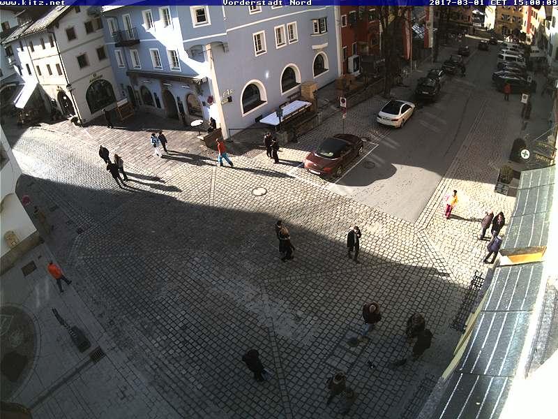 Kitzbühel Vorderstadt Webkamera